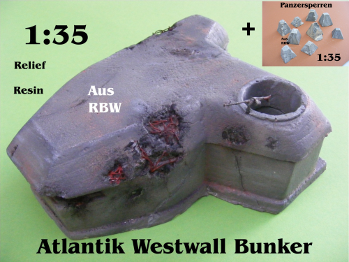 Atlantik Westwall Bunker